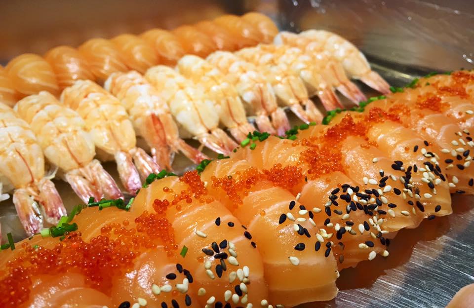 sushi ansvej