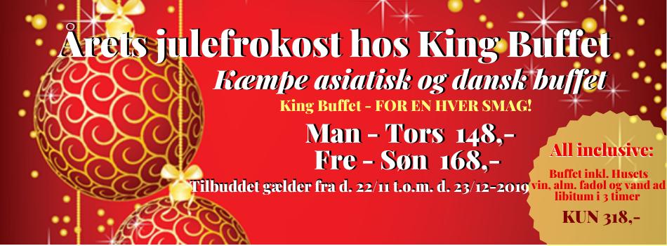 HOLD JULEFROKOST HOS KING BUFFET (1)